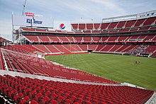 Description de l'image Levi's Stadium interior 1.jpg.