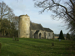 West Lexham - Image: Lexham West g 2