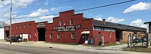 National Register of Historic Places listings in Marion County, South Carolina - Image: Liberty Warehouse
