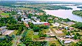 Licheń- Sanktuarium Matki Bożej Licheńskiej. Widok z wieży Bazyliki - panoramio (27).jpg