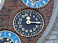 Lier Zimmertoren Clock detail 09.JPG