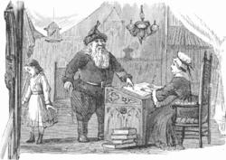Santa Claus Essay Hook?