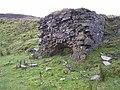 Lime Kiln at Lurganacarran - geograph.org.uk - 1061143.jpg