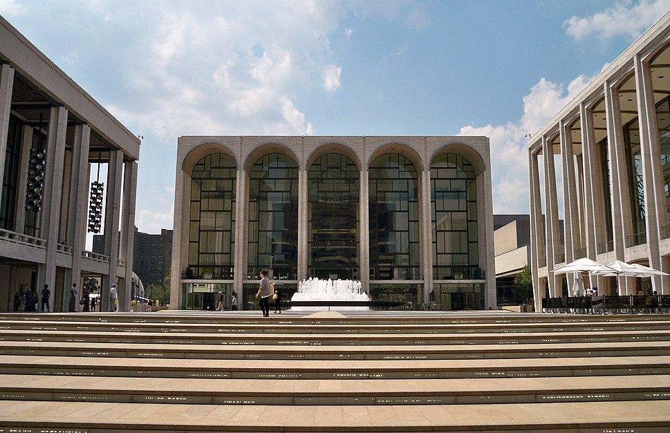 Lincoln Center by Matthew Bisanz