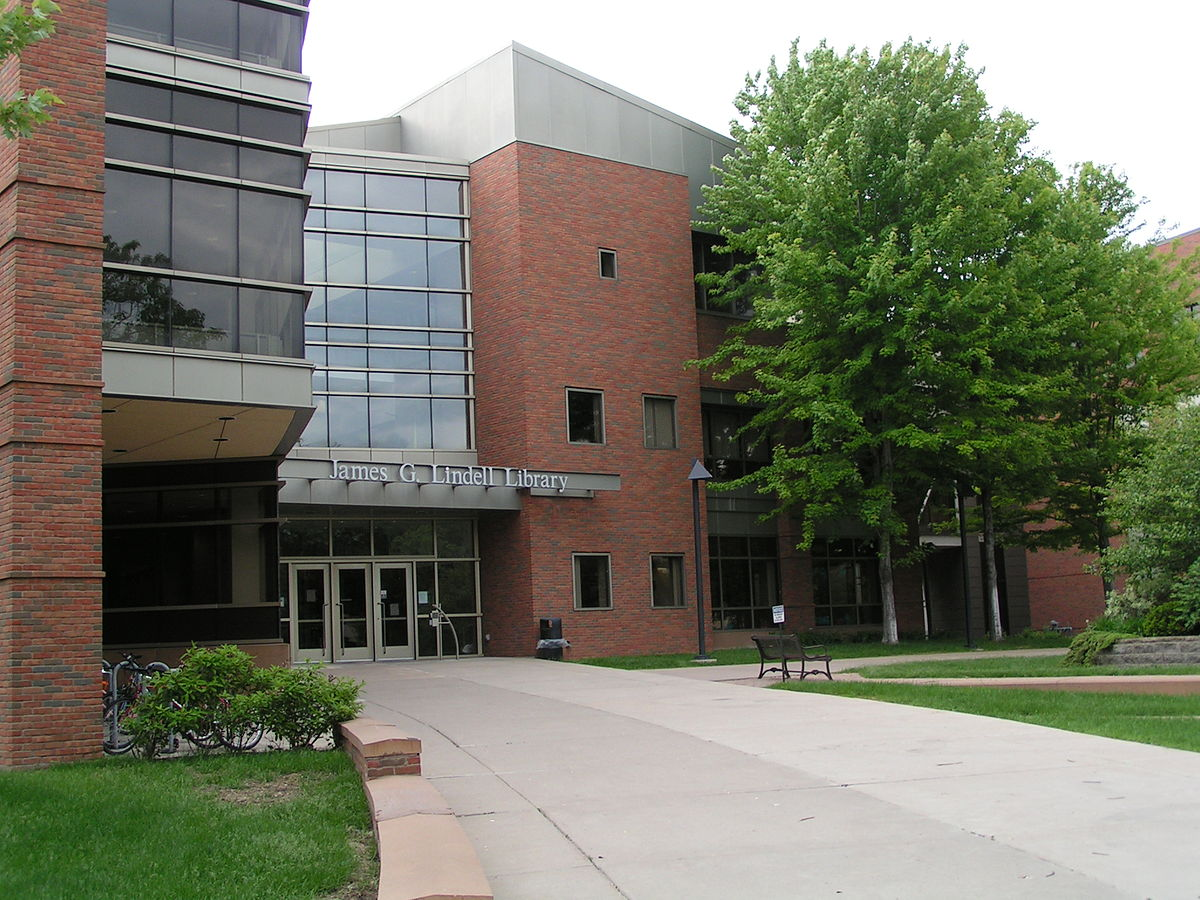 Lindell Library Wikipedia