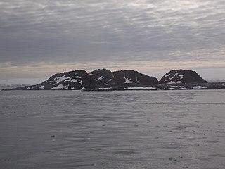 Litchfield Island island in Antarctica