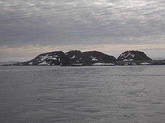 Litchfield Island - Image: Litchfield Island parnikoza 2014