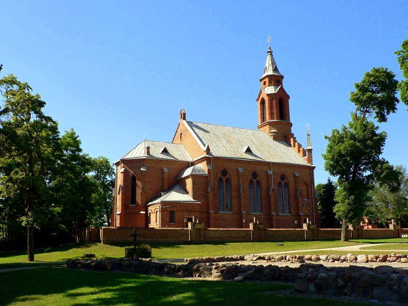 Cidades mais bonitas da Lituania
