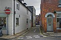 Little Minster Street meets St. Thomas Street, Winchester. - panoramio.jpg