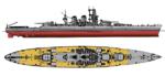 Littorio class battleship.png