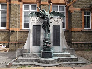 Livesey Hall War Memorial
