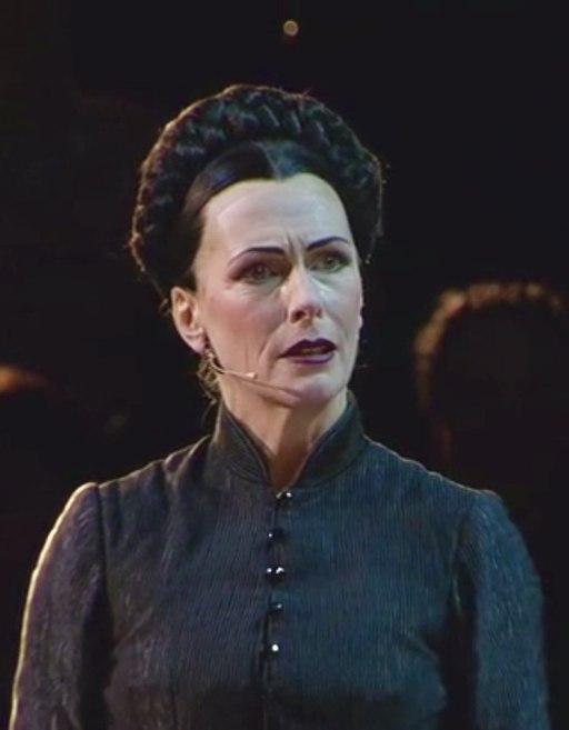 Liz Robertson as Madame Giry - Royal Albert Hall