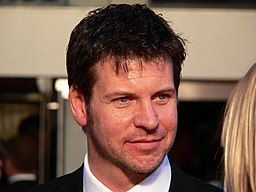 Lloyd Owen at the Miss Potter premiere, Leicester Square, London, England - 20061203-01