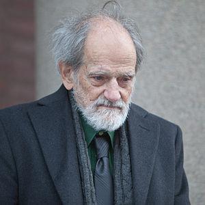 Lloyd Shapley - Lloyd Shapley in Stockholm 2012