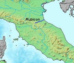 Bildresultat för floden rubicon