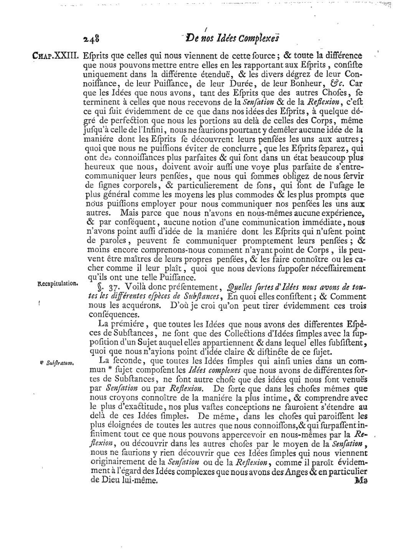 Page Locke Essai Sur L Entendement Humain Djvu 291 Wikisource