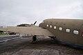 Lockheed C-60A Lodestar BehindLWing AirPark NMUSAF 26Sep09 (14413109038).jpg