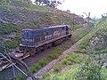 Locomotiva de comboio que passava sentido Guaianã na Variante Boa Vista-Guaianã km 193 em Itu - panoramio - Amauri Aparecido Zar….jpg