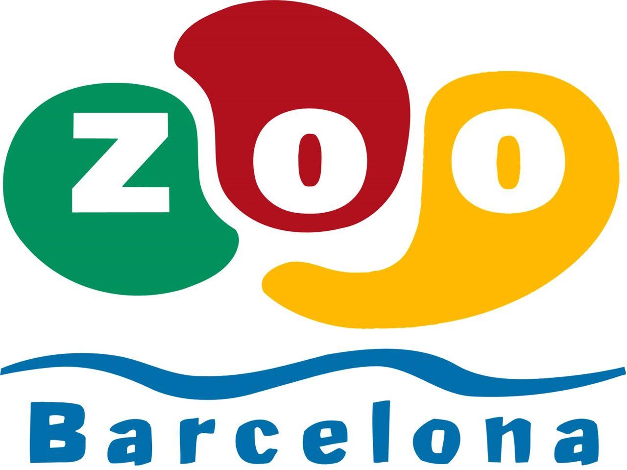 Resultat d'imatges de logo zoo barcelona