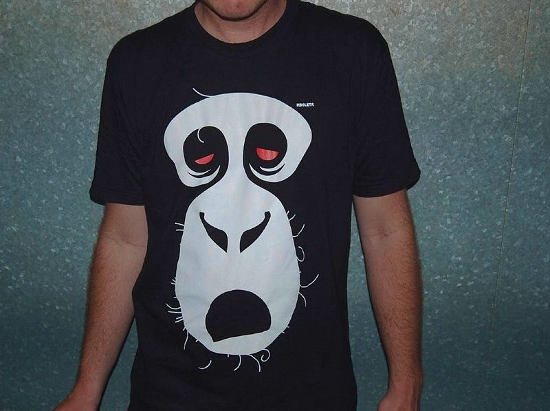 nadruk na koszulce