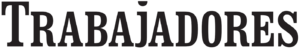 Trabajadores (newspaper) - Image: Logotipo del periódico Trabajadores