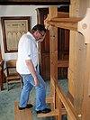 lokhorstkerk leiden demonstratie orgel