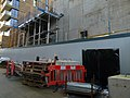 London-Woolwich, construction site Crossrail station - 2.jpg