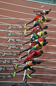 100 metres at the Olympics - Wikipedia