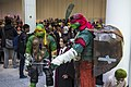 London Comic Con Oct 14 - Teenage Mutant Ninja Turtles (15627055125).jpg