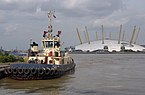 London MMB «H0 Svitzer Laceby and Millennium Dome.jpg