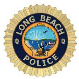 Long Beach Police Department (California) - Image: Long beach police logo
