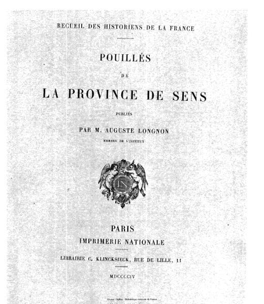 File:Longnon - Pouillés de la province de Sens.djvu