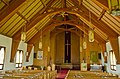 Looking N through sanctuary - horitzontal 02 - Wilimington Lutheran Church - Arnegard North Dakota - 2013-07-06.jpg