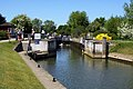 Looking into Godstow Lock - geograph.org.uk - 1907734.jpg