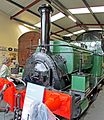 Lord Mayor Hudswell Clarke 402.1893 Ingrow KWVR 08.10.2016.jpg