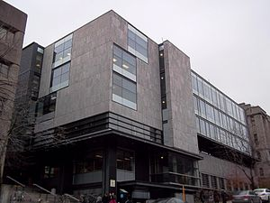 McGill University School of Computer Science - Image: Lorne M. Trottier Building Mc Gill