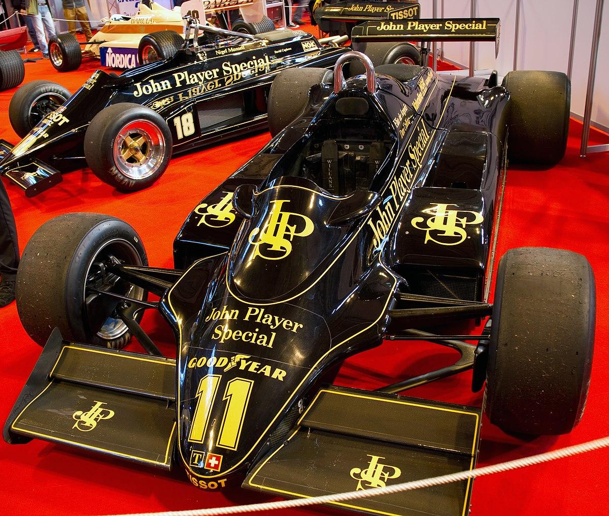 Lotus 91 Wikipedia