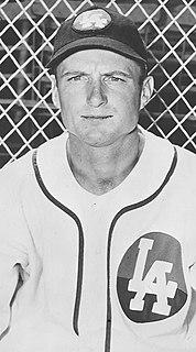 Lou Stringer American baseball player