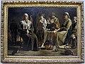 Louis e antoine le nain, famiglia di contadini in un interno, 1630-1640 ca..JPG