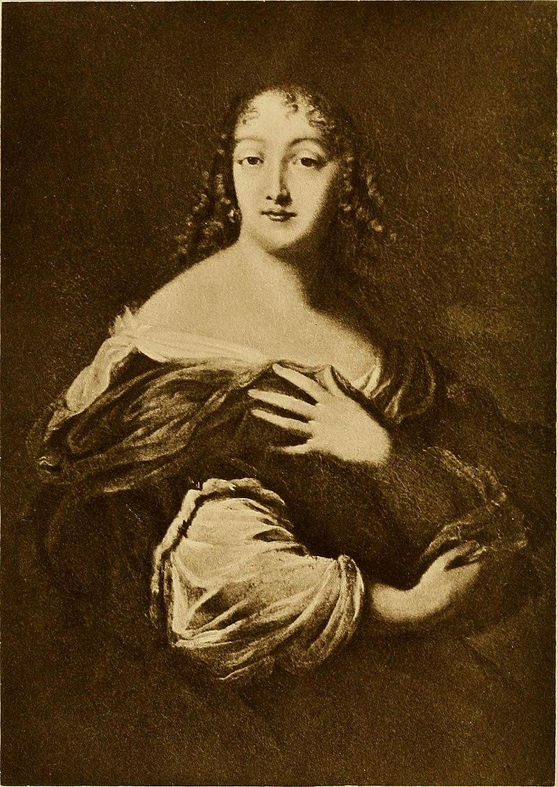 Луиза де ла отзывам vallière и ранних годах жизни Людовика XIV (1908) (14761250621).Формат JPG