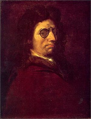 Luca Giordano - Self-Portrait
