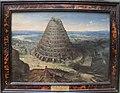 Lucas van valckenborch, torre di babele, 1594, 01.JPG