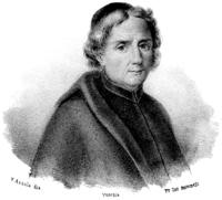 Ludovico Antonio Muratori (1672–1750) påträffade en kodex i Ambrosianska biblioteket i Milano innehållande bland annat en anonym teologisk skrift där merparten av de nytestamentliga skrifterna avhandlades. Sista sidan av tre i denna Muratoriekanon avbildas till höger. Ursprungligen publicerad av S. P. Tregelles år 1868.