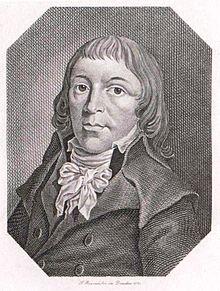 Ludwig Gotthard Kosegarten. (Source: Wikimedia)