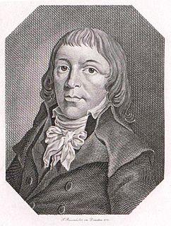 Ludwig Gotthard Kosegarten German poet