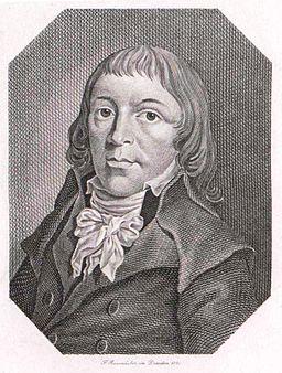 Ludwig Gotthard Kosegarten Stich