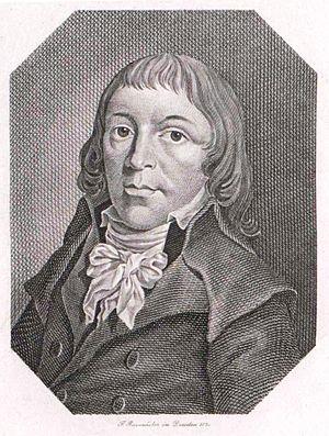 Ludwig Gotthard Kosegarten - Ludwig Gotthard Kosegarten.