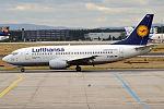 Lufthansa, D-ABIU, Boeing 737-530 (15836964013) (2).jpg