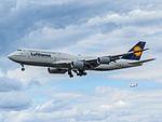 Lufthansa, D-ABYO, Boeing 747-8 - FRA (20522522854).jpg