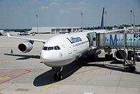 D-AIHV - A340 - Lufthansa